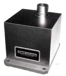 Inclinometer features splash-proof seal.