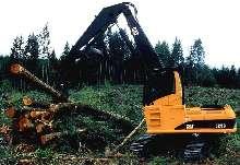Forest Excavator features purpose-built structures.