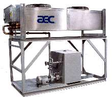 Process Cooling System provides closed-loop operation.
