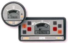 Vehicle Gauges are multifunctional and programmable.