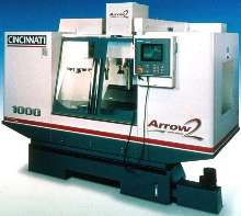 Machining Center offers Ultimate Performance(TM) package.