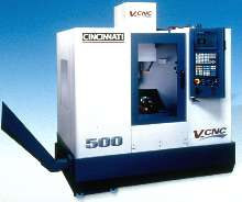 Vertical Machining Centers offer CNC cpabilities.