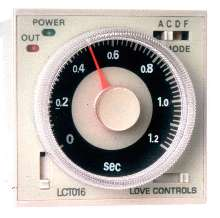 Analog Timer offers 4 timing functions.