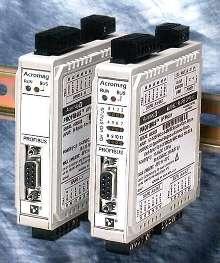 I/O Module interfaces directly with ProfiBus-DP networks.