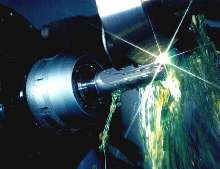 Multifunction Fluid suits grinding/ersosion applications.