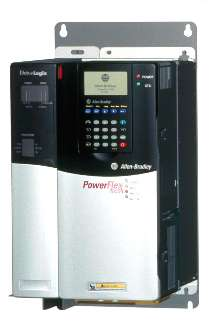 AC Drive offers embedded control option.