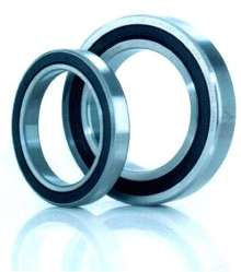 Spindle Bearings feature non-contacting seal.