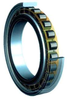 Roller Bearings feature optimized roller crown design.