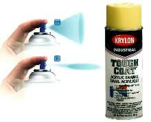 Aerosol Paints suit touch-ups and hard-to-reach places.
