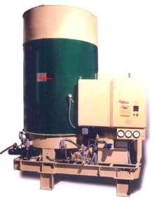 Steam Generators come in 20-600 bhp sizes.