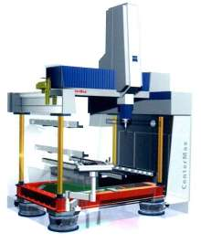 Measuring Center provides single and multi-point measurements.