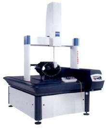 Coordinate Measuring Machine features digital scanning controller.