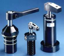 Workholding Cylinders feature maximum hydraulic sealing.