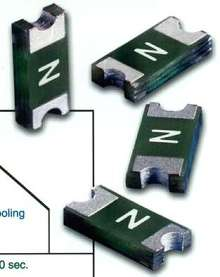 Lead-Free Fuses withstand high temperatures.