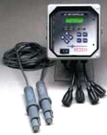 pH/ORP Controllers offer dual inputs.