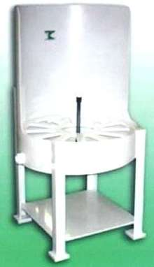 Thermoplastic Tanks completely wash carboys and containers.