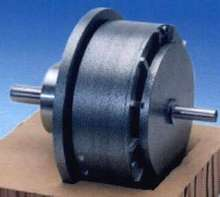 Outer Rotating DC Motor suits high inertia applications.