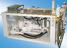 Hydraulic Power Unit meets low noise specification.