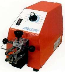 Bench Thermal Wire Stripper has adjustable heat control.