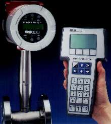 Mass Flow Meter incorporates AGA-8 equations.
