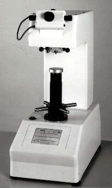 Hardness Tester offers range of 1.96 to 249 N.