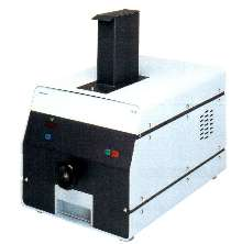 Jaw Crusher reduces laboratory samples.