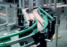 Chain Conveyors have modular design.