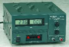 Power Supply features digital display.