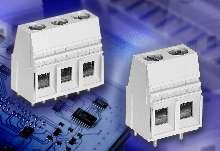 PCB Terminal Blocks suit high amperage power applications.