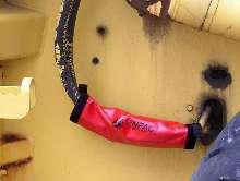 Hose Wrap eliminates nuisance leaks.