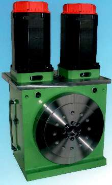Rotary Table delivers high speed and torque.