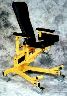 Work Positioner is ergonomically designed.