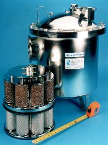 Inlet Trap suits high-throughput processes.