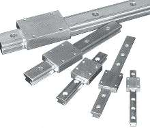 Linear Guides are self-lubricating.