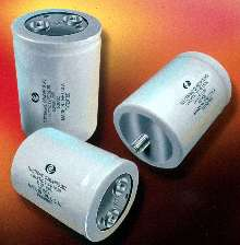 Film Capacitor directly replaces electrolytic models.