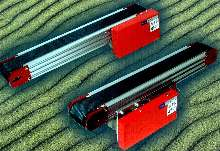 Conveyors offer economical solutions for small part transfer.
