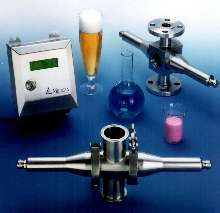 Liquid Monitoring System detects turbidity and color.