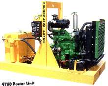 Portable Power Units withstand harsh field conditions.