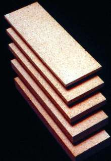 Insulating Board Material has low thermal conductivity.