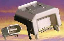 IEEE 1394 Serial Bus Connector is fully shielded.