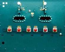 Switchgear improves linemen safety.