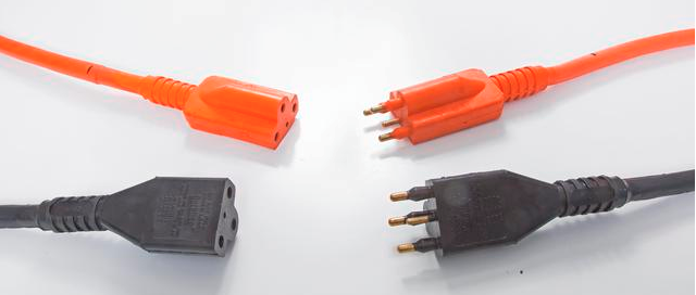 Four-Wire Connector and Plug have IP68 rating.