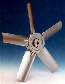 Axial Impeller utilizes airfoil blade technology.