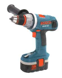 Cordless Drill/Drivers survive multiple one story drop tests.
