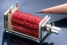 Miniature DC Solenoids suit low power, battery operation.