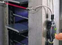 Inline Fiber Optic Sensor is NEMA 6 / IP67 rated.