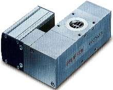 Turbopump has small, rectangular body.