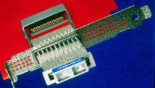 Transponder/Connector suits 10 Gigabit I/O applications.