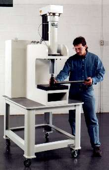 Assembly Press offers 20,000 lb capacity.