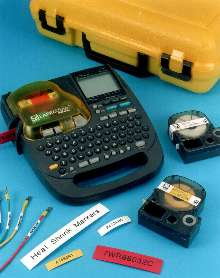 Marking System makes industrial grade wire/cable markers.